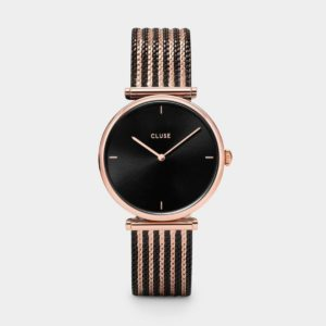 riomphe Mesh Rose Gold Black/Black/Rose gold cw0101208005