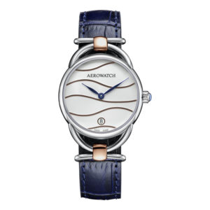 Montre Aerowatch Sensual Dune, Optique jeanmonod, Vallorbe, Suisse