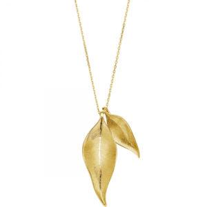 Xenox Leaf Halskette XS1888G